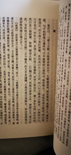 中国古典文学理论批评专著选辑:四溟诗话  薑斋诗话 晒单图