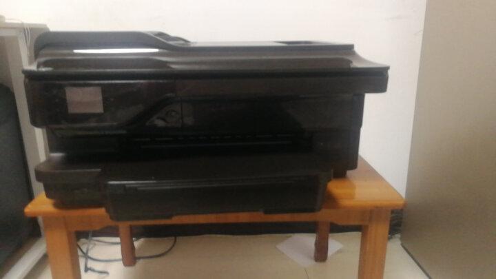 惠普hp a3打印机 7720/7730/7740/7612 彩色喷墨复印扫描一体机 无线商用办公 7730 打印A3/A4|复印扫描传真A4 标配 晒单图
