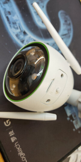 萤石C3C全彩标准版-2.8MM 日夜全彩高清摄像头监控套装 H.265编码 防水防尘 人形检测 晒单图