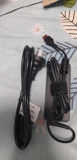 绿巨能(llano)联想笔记本充电器E560 T460s X240 E475 E550 X260 E470 20V3.25A 65W thinkpad电脑电源适配器 晒单图
