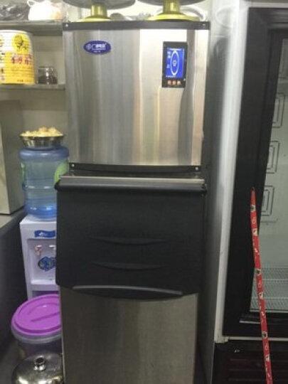戈绅(goshen)制冰机商用奶茶店 方冰全自动大型小型 大容量 家用制冰机 专业级商用冰块机 JD-SKB150-55冰格(100KG产量) 晒单图