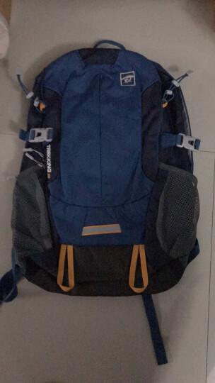 探路者(TOREAD)登山包 户外男女通款30升双肩背包 徒步旅行背包 ZEBF80609 铁矿蓝/藏蓝 晒单图