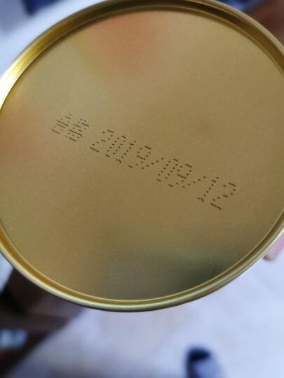 红尊茶叶 红茶金骏眉蜜香型正宗武夷正山小种 茶叶礼盒团购4罐装共500g经典好茶耐泡无色素 晒单图