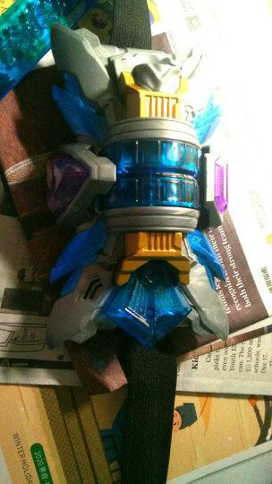 奥迪双钻  铠甲勇士玩具捕将拿瓦帝皇侠召唤器腰带雅塔莱斯茨纳米装备套装 纪念版高端极光剑 晒单图