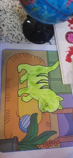 企鹅萌萌 婴幼儿童互动手工涂色绘本 AR涂色乐园(套装共6册)0-6岁 3D形象会动的涂色本 晒单图