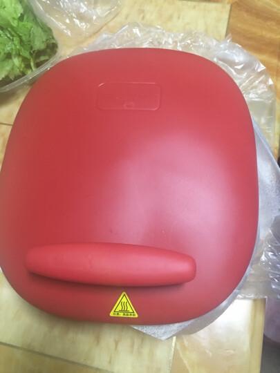 利仁(Liven)电饼铛家用双面加热加深烤盘煎饼烙饼锅蛋糕机早餐机LR-J3300A(糖果) 晒单图