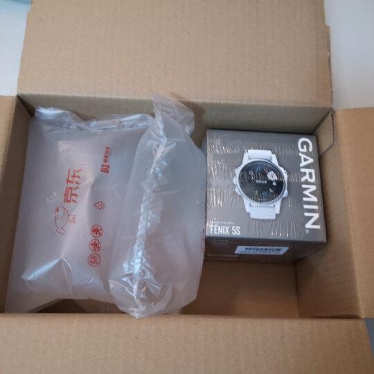 佳明(GARMIN)户外手表 Fenix5s银白色普通版 智能手表 男女跑步运动手表 游泳心率腕表 多功能GPS登山表 晒单图