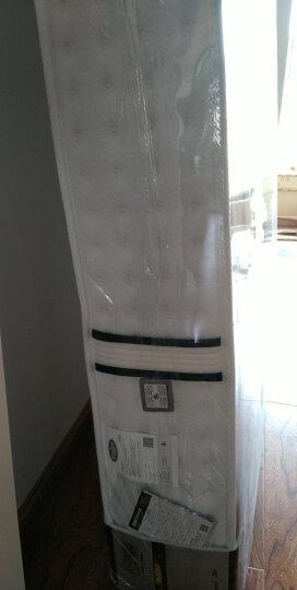 吉斯  乳胶床垫1.5 1.8米七区独立弹簧椰棕棕垫正反两用床垫 可定制尺寸 高棉针织面料+低蛋白乳胶+环保棕+7区独立袋装弹簧 1800*2000 晒单图