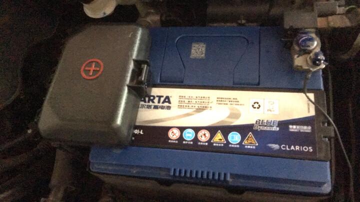 瓦尔塔(VARTA)汽车电瓶蓄电池蓝标80D26R 12V别克GL8新款/昂科雷SUV 丰田皇冠/锐志 哈弗H6 以旧换新 晒单图
