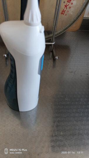 【秒杀】博皓(prooral)冲牙器洗牙器水牙线洁牙器便携式牙齿清洁器5013新款感应充电 象牙白(推荐) 晒单图