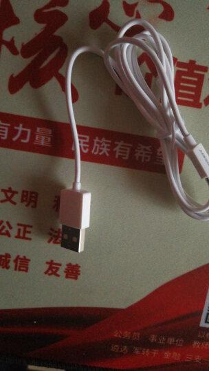 品胜(PISEN)苹果数据线1.2米 iPhone11Pro Max/Xs Max/XR/X/8手机充电线 通用苹果6/7/8P iPad Air/mini 晒单图