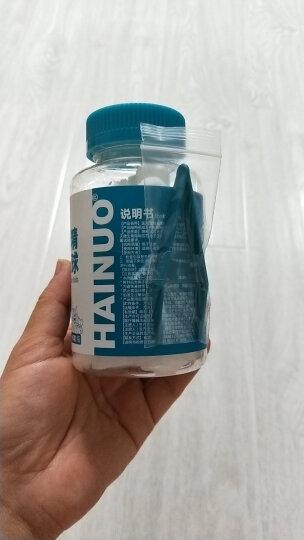 海氏海诺 75%医用酒精消毒棉球 酒精棉球 50粒/瓶(镊子随机赠送) 晒单图