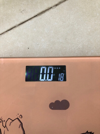 【次日达】Meilen美乐蓝牙APP体脂秤电子秤称重人体秤太阳能精准电子称健康秤减肥成人家用计体重秤 太阳能供电智能APP分析款 晒单图