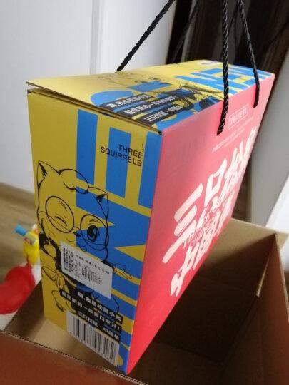 【满300 减180】三只松鼠 休闲零食  小贱拉面丸子85g/袋 膨化小吃干脆面串烧味方便面 晒单图