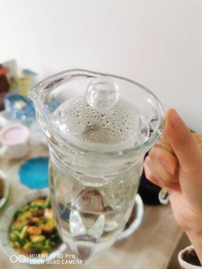 乐美雅 Luminarc 棱镜壶无铅玻璃凉水壶茶壶 冷水壶饮料果汁壶 1.3L单只装J6103 晒单图