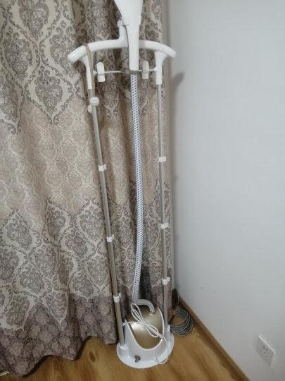 飞利浦 (PHILIPS) 蒸汽挂烫机熨烫机 家用 双杆五档 1500W熨衣 GC509/18 晒单图