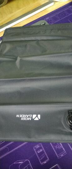 牧高笛(MOBIGARDEN) 收纳袋 旅行收纳衣物防潮便携真空压缩袋收纳袋 钢琴黑 晒单图