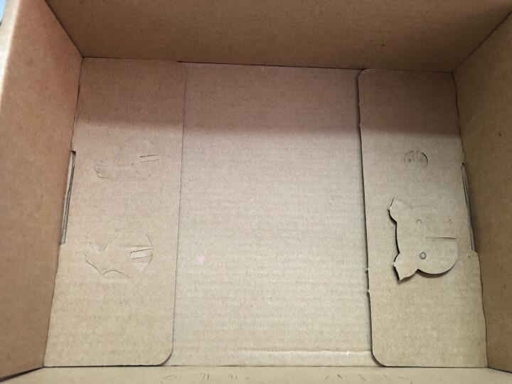 周大福 光身 足金黄金耳环(工费:48计价) F3545 足金 约1.10g 晒单图