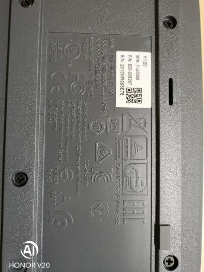 罗技(Logitech)K120 键盘 有线键盘 办公键盘 全尺寸 黑色  U口 晒单图