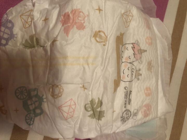 妈咪宝贝MamyPoko婴儿纸尿裤M52+2片【6-11kg】 晒单图