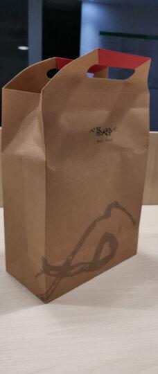 茶人岭 茶叶   红茶礼盒 正山小种 一级正山小种配汝窑杯茶具茶叶礼盒 500g 晒单图