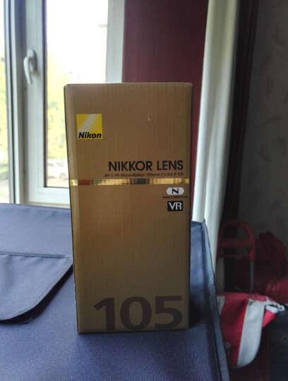 尼康(Nikon)AF-S VR 微距尼克尔 105mm f/2.8G IF-ED自动对焦微距镜头S型 尼康镜头 微距/人像 晒单图