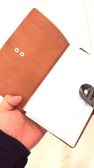 卡神卡包【102卡位超大容量】男士超薄新品长款收纳卡片包名片包证件夹多卡位真牛皮女士韩版信用银行卡套 CS012棕色 晒单图
