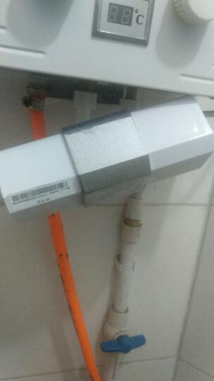 海尔(Haier)净水器 家用自来水龙头过滤器 沐浴宝净化器 花洒净水机 淋浴滤水器HS-01粉色 晒单图