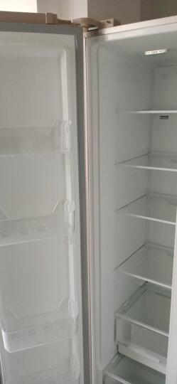格力(KINGHOME)晶弘 595升风冷无霜对开门冰箱 智能触屏 格力晶弘 BCD-595WEDC2(金拉丝) 晒单图