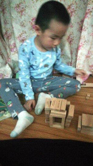福孩儿叠叠乐抽抽乐积木桌游戏儿童叠高高男孩女孩3-6-10岁以上儿童生日礼物宝宝亲子互动玩具 78粒榉木儿童款 晒单图