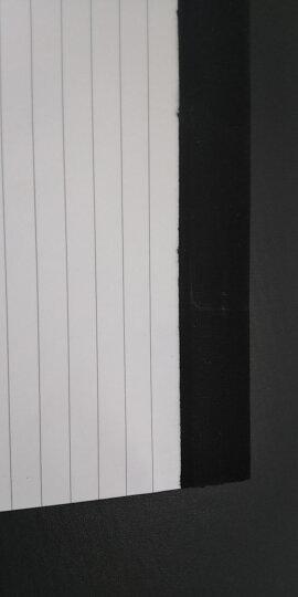 金隆兴(Glosen)A4纤维板夹文件夹/票夹/写字垫板记事板夹2个装 C1065 晒单图