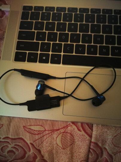 铁三角 CKR55BT 运动无线蓝牙入耳式耳机 蓝色 颈挂线控 手机耳麦 晒单图