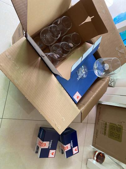 乐美雅(Luminarc)无铅玻璃烈酒吞杯 小白酒杯洋酒杯 34ml 6只装 G9059 晒单图