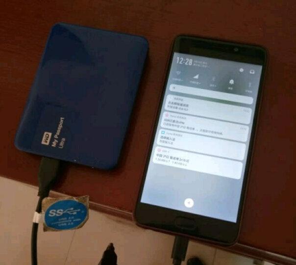 绿联 OTG数据线 Micro USB转接头线 安卓平板U盘连接器 通用华为小米三星vivo/oppo荣耀手机 扁线15cm10821黑 晒单图