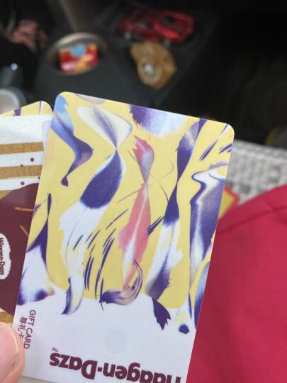 哈根达斯 卡现金卡尊礼卡券礼品卡 冰激凌冰淇淋蛋糕卡代金储值卡购物卡全国通用 哈根达斯卡200元面值 晒单图