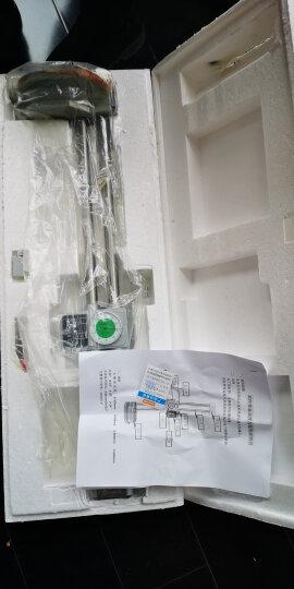 SHSIWI思为 双柱带表高度尺带表划线尺0-300/500/600mm0.01带手轮微调游标卡尺 0-300高度尺+0-25数显百分表(6键)+夹具 晒单图
