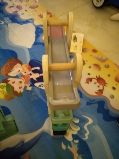 铭塔立体钓鱼游戏 婴幼儿童男女孩益智玩具早教启蒙 1-3周岁木制质桶装 晒单图