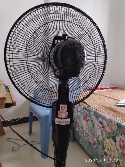 艾美特(Airmate)电风扇 家用落地扇 五叶遥控 静音节能 FSW65R-5 晒单图
