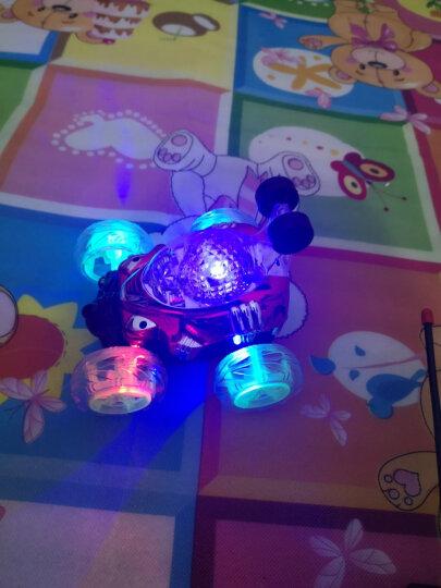 益米 儿童遥控车男孩玩具 卡通遥控汽车赛车电动 无线遥控飞机模型 (新老款随机发货) 晒单图
