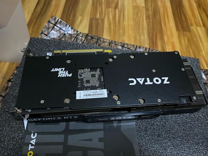 索泰(ZOTAC)GTX1060 X-GAMING OC显卡自营/台式机游戏吃鸡独立显卡6GD5/1569-1784/8008MHz 晒单图