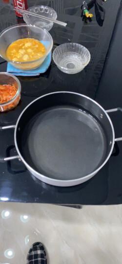 米家 小米知吾煮汤锅4L 食品级不黏涂层 耐腐蚀易清洗 26cm大口径 煎煮炒炖火锅一锅多用 晒单图