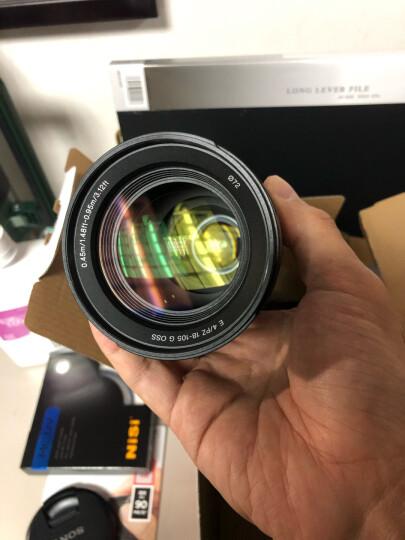 索尼(SONY)E 55-210mm f/4.5-6.3 OSS APS-C画幅远摄大变焦微单相机镜头 银色E卡口(SEL55210) 晒单图
