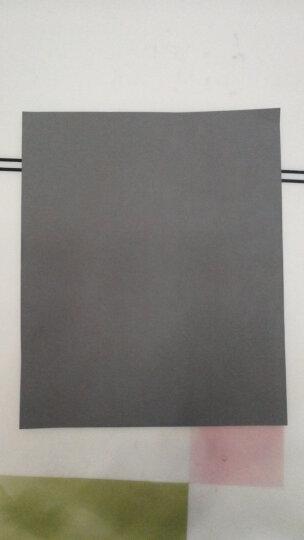 宜工 打磨砂纸2000 研磨砂纸5000 文玩砂纸240 琥珀菩提子抛光砂纸 3000目【单张】 晒单图