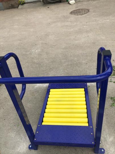 健伦(JEEANLEAN)户外健身器材室外公园小区社区广场老年人体育用品运动路径 太极揉推器B 晒单图