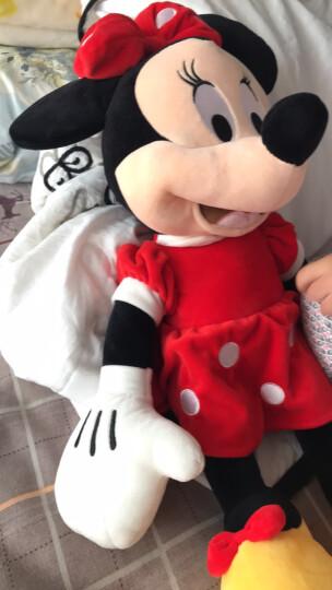 迪士尼Disney 儿童毛绒玩具背包 幼儿园书包 Q版米老鼠卡通可爱 玩具双肩背包 米奇 晒单图