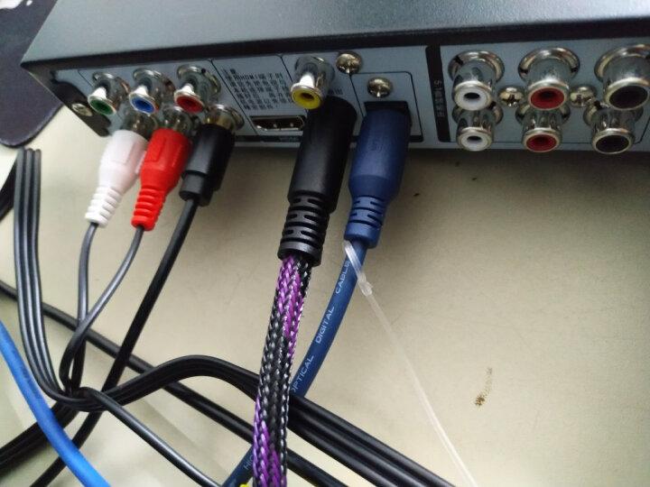 斯格(Sgo) 斯格S端子4针视频线S-Video电脑投影仪连接线 30米 晒单图