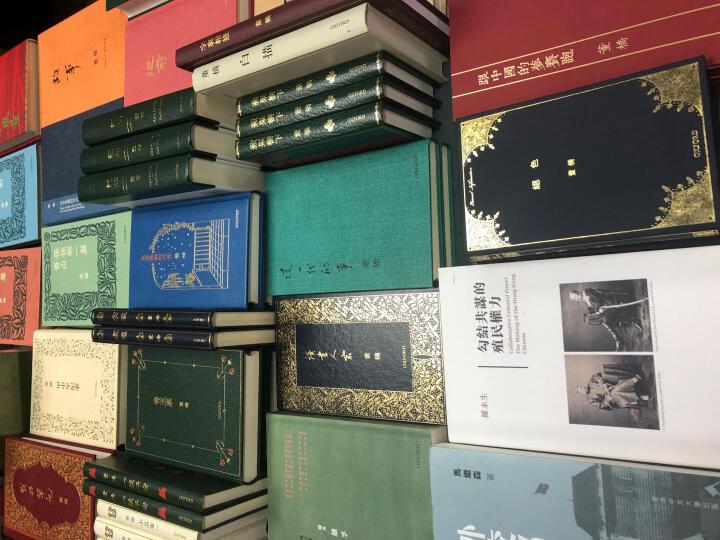 中华学人丛书·权势转移:近代中国的思想与社会(修订版) 晒单图