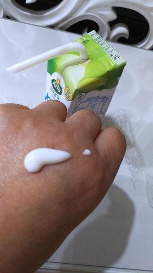 德国进口 Arla爱氏晨曦 全脂牛奶 200ml*24 + Yoggi黄桃味酸奶200ml*12 组合装 晒单图