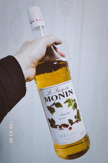 莫林糖浆 浓缩调酒咖啡伴侣果酱 榛果糖浆 1000ml 晒单图