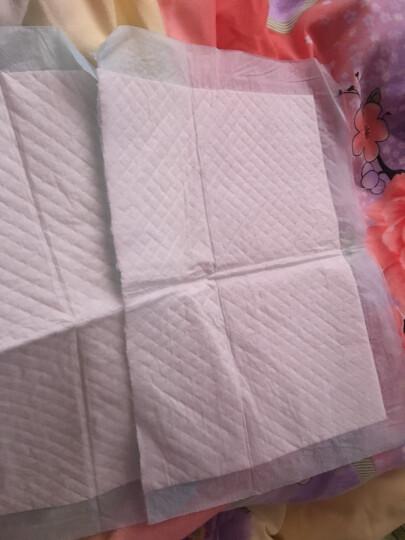 子初婴儿隔尿垫 一次性宝宝纸尿垫护理垫 M码100片(经典款) 晒单图